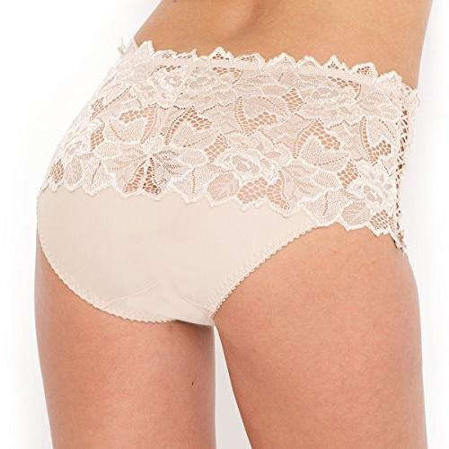 Buenos Ninos Baby Girl's Soft Lace Top Baby Diaper Bloomer