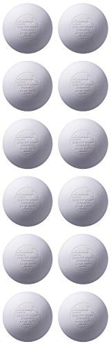 Champion Sports Official Lacrosse Balls Nocsae-pack of 12-
