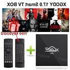 XGODY Laetst 17.0 X96 Smart Android6.0 TV BOX 4K Media