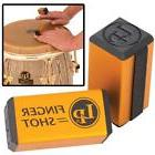 LP LATIN PERCUSSION FINGER SHOT SHAKER SET OF 2