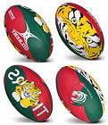Gilbert Leicester Tigers Supporters Pop Art Ball Size 5