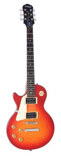 Epiphone Les Paul-100 Electric Guitar, Heritage Cherry