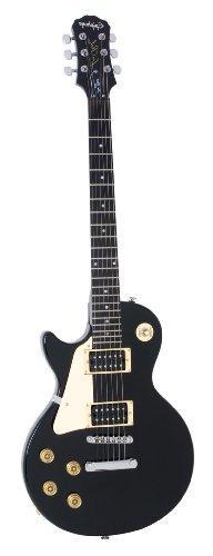 Epiphone Les Paul-100 Electric Guitar, Ebony