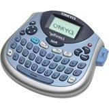 Dymo LetraTag LT100-H Label Maker - 6.8mm/s Color - Tape - 0.47 - 160 dpi Auto Power OFF Manual Cutter Time Function Date Function