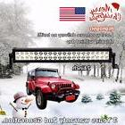 24inch Led Light Bar 120W Work Lamp Off road Driving Fog