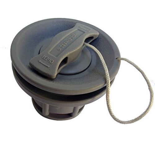 Light Gray Inflatable Boat Halkey-Roberts Type Air Valve