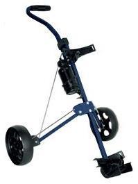 Intech Junior Lightweight Steel Frame Golf Cart with