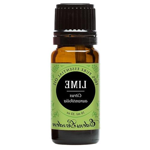 Lime 100% Pure Therapeutic Grade Essential Oil by Edens