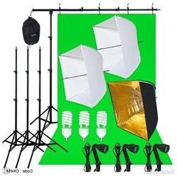 LINCO Lincostore Photography Studio Lighting Kit Photo