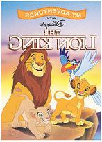 Disney The Lion King Personalized Book - Standard Format