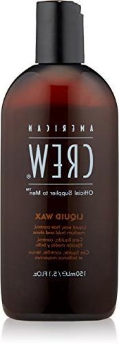 American Crew Liquid Wax, 5.1 Fluid Ounce