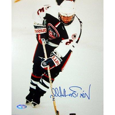 Lisa Miller 1998 US Womens Hockey Action 8x10