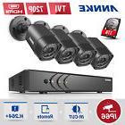 ANNKE 1080P Lite 8CH H.264+ DVR 4 TVI Outdoor Home Security