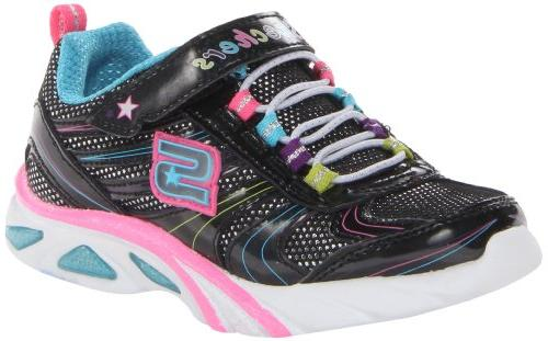 Skechers Kids 10374N Gemz Athletic Light-Up Sneaker