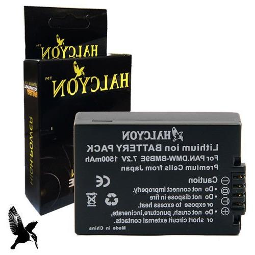 6600 mAH Lithium Ion Replacement Battery for Canon XH-A1