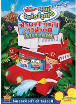 Disney Little Einsteins: Fire Truck Rocket's Blastoff DVD