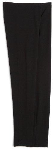 Capezio Little Girls' Low Rise Ankle Pant,Black,S