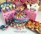 Littlest Pet Shop *6 PC Lot* Random LPS Accessories Ice
