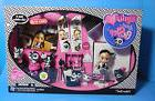 Littlest Pet Shop Fashion Shoot Black & White Collection