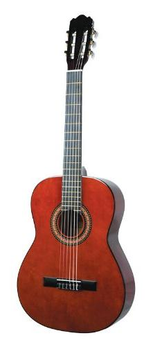 Lucida LK-2 Student Model Classical Guitar, 4/4 Size