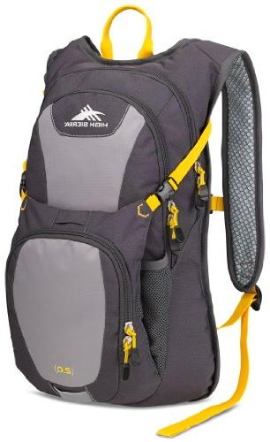 High Sierra Longshot 70L Top LoadBackpack Pack, High-
