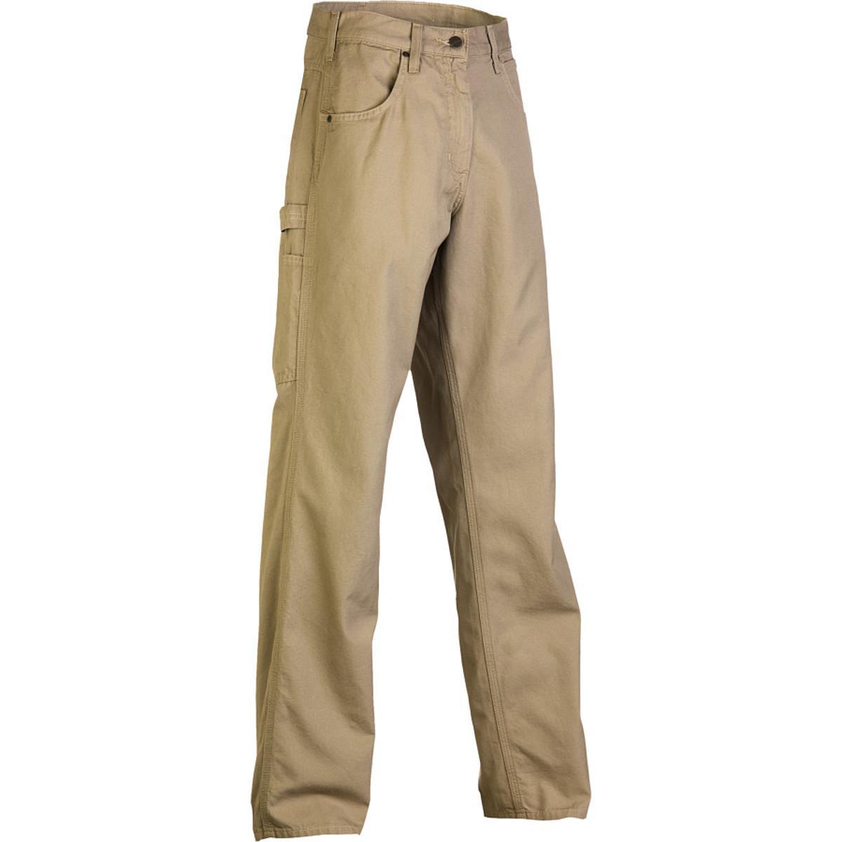 Carhartt Loose-Fit Canvas Carpenter Denim Pant - Men's