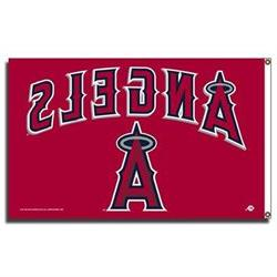 Los Angeles Angels MLB 3x5 Flag
