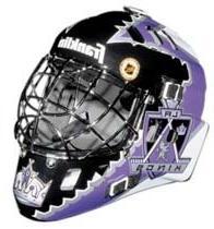 Los Angeles Kings Franklin Mini Goalie Mask