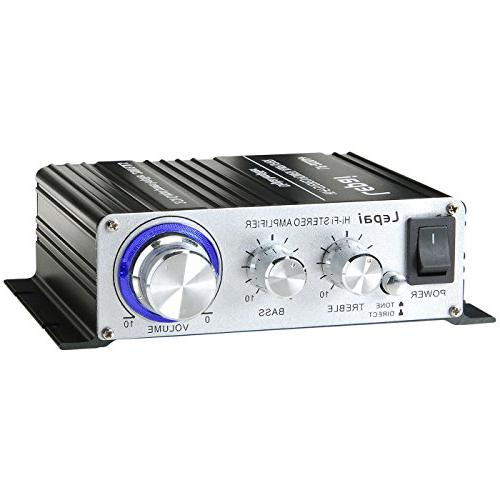 Lepai LP-2020A+ Tripath TA2020 Class-T Hi-Fi Audio Amplifier