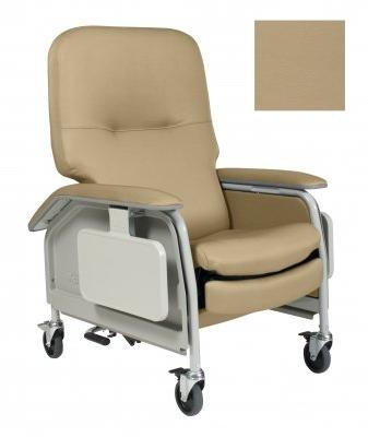 Graham Field Lumex Deluxe Clinical Care Recliner, Meets