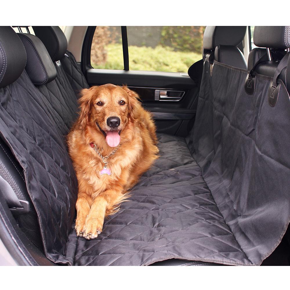 Luxury Pet Car Seat Cover Waterproof Hammock for Dog Cat SUV