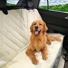Luxury Pet Seat Cover for Car Seats - Hammock Style Cover