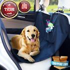 Luxury Waterproof Pet Car SUV Van Back Rear Bench Seat Cover