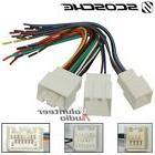 Mach Audio Car Stereo CD Player Wiring Harness Wire