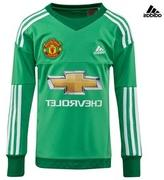 Manchester United Official 2015/16 Goalkeeper Home Shirt