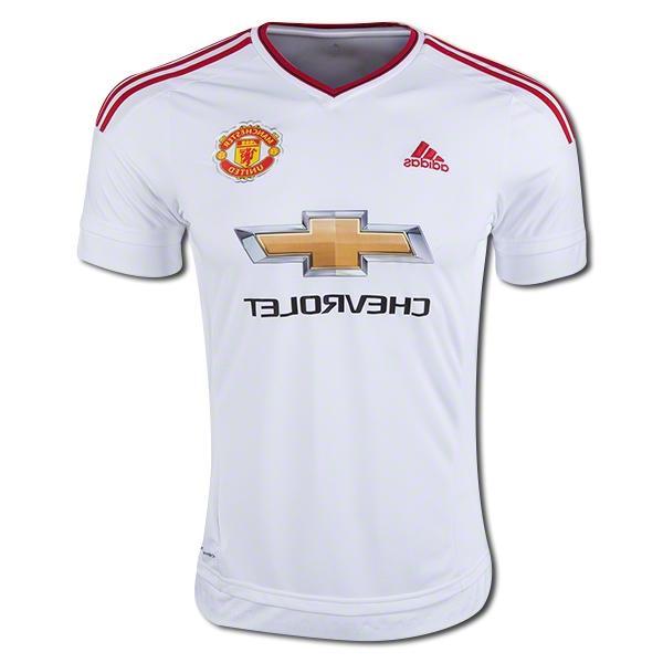 adidas Manchester United Away Jersey 15/16 XXL