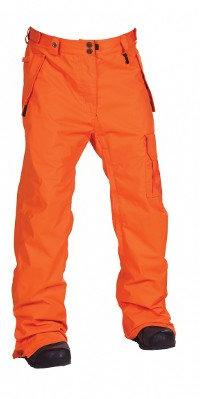 686 Mannual Data Pant Orange Men's XS