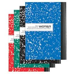 TOPS Marble Composition Books, 7.88 x 10 Inches, College