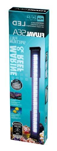 Fluval LED 24-Inch Marine Lamp, 25-watt