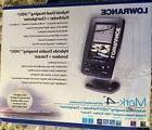 Lowrance Mark 4 CHIRP Sonar & Downscan Fishfinder 000-11823-