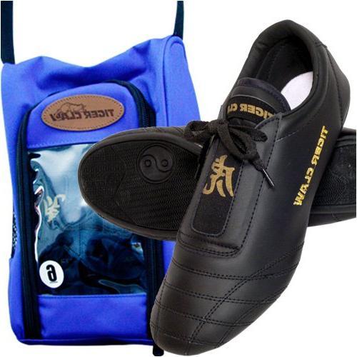 Black Martial Art Shoes Size 2