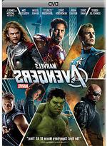 Disney Marvel's The Avengers DVD