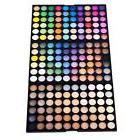 Fashion 180Colors Cosmetic Matte Smoky Eyeshadow Glitter
