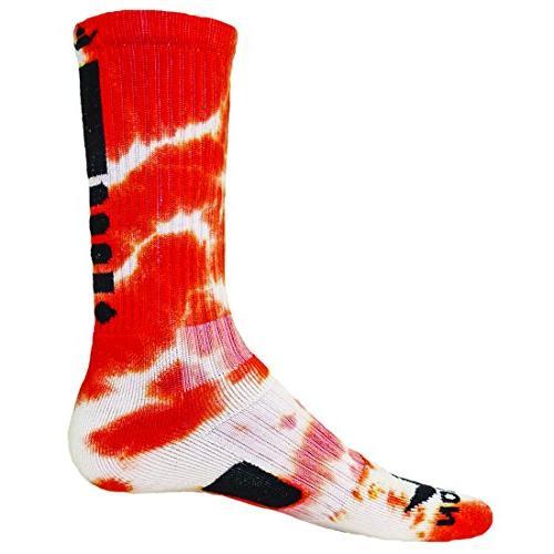 Red Lion Maxim Tie Dye Athletic Socks