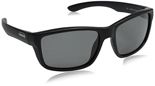 d55538ae70b Matte Black Frame Red Mirror  Suncloud Mayor Polarized Sunglass with Polycarbonate  Lens