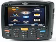 MC55A0 802.11ABG BT 1D 256MB/ 1GB QWERTY WM6.5 1X BATT