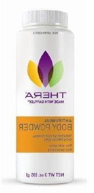 MCK Brand 31161600 Antifungal Body Powder Thera 3 Oz. 116-