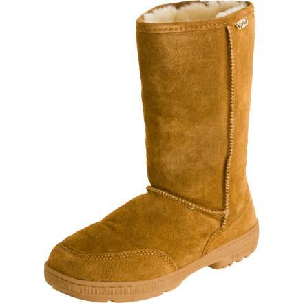 Bearpaw Meadow Boot - Women's Black, 8.0
