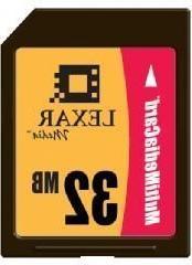 Lexar Media 16 MB MultiMedia Card