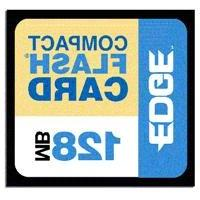 Edge Memory 128mb Edge Premium Compact Flash Card  Pe179465
